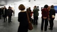 Ausstellung auf der Kunstmesse Art Innsbruck 2015