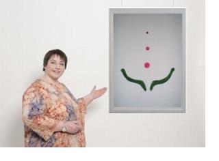Bettina Zastrow mit Bild 'Spross' 2011