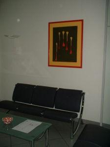 Ausstellung Bettina Zastrow bei Kautt und Bux, Herrenberg 2005