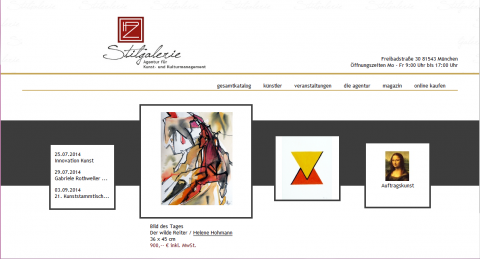 Die Stilgalerie von Hans-Peter Zobl